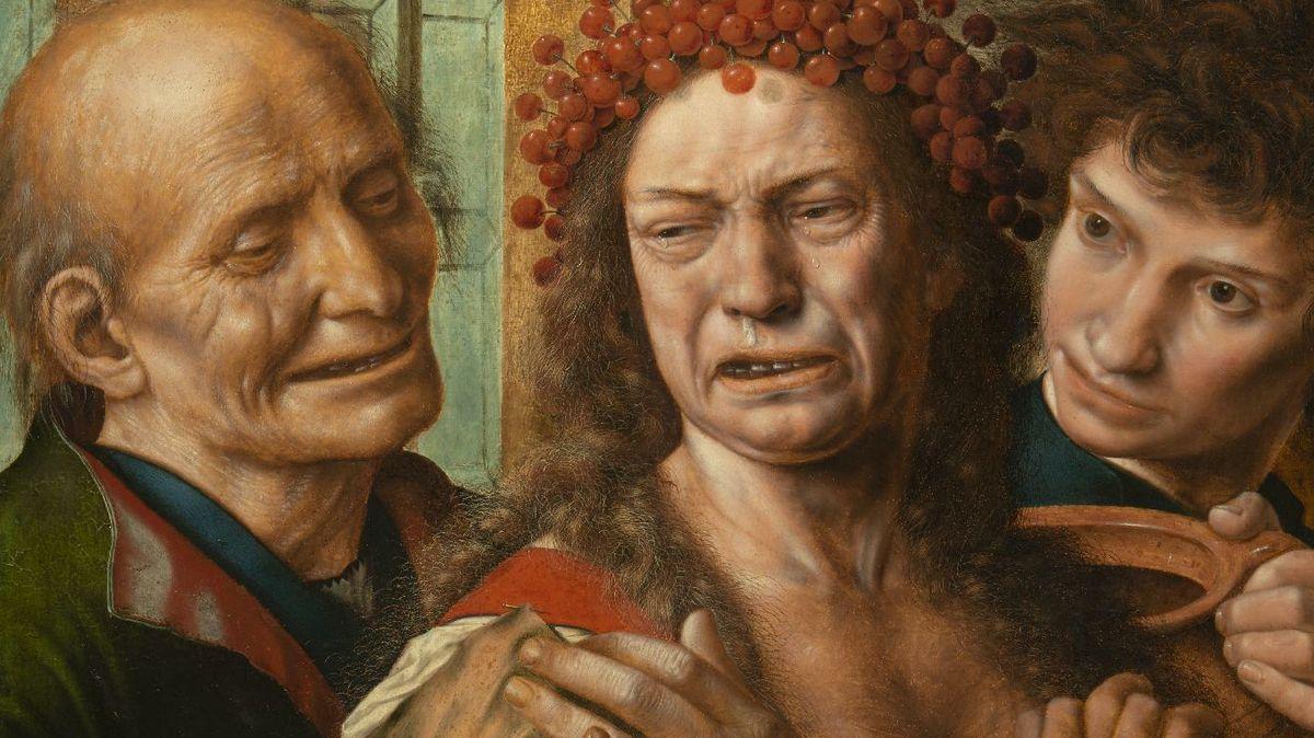 Příběhy zachycené na plátně. Jaká poselství do nich vetkli staří mistři?