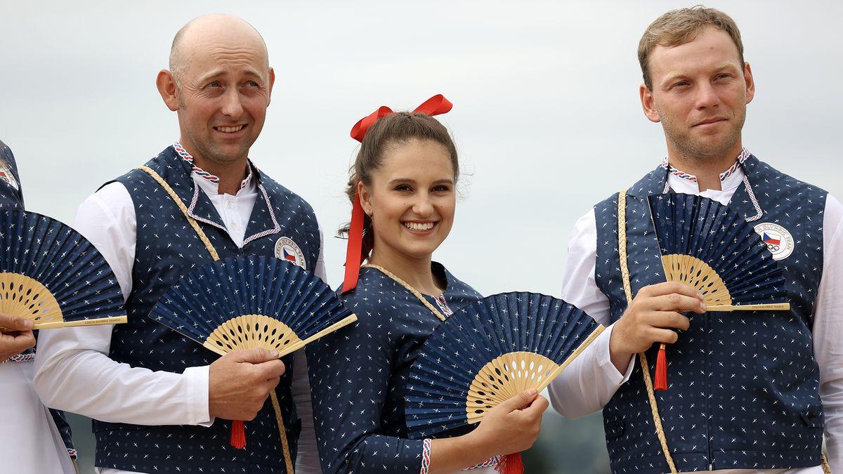 Oblečení našich olympioniků se líbí polovině Čechů. Úspěch má ivzahraničí