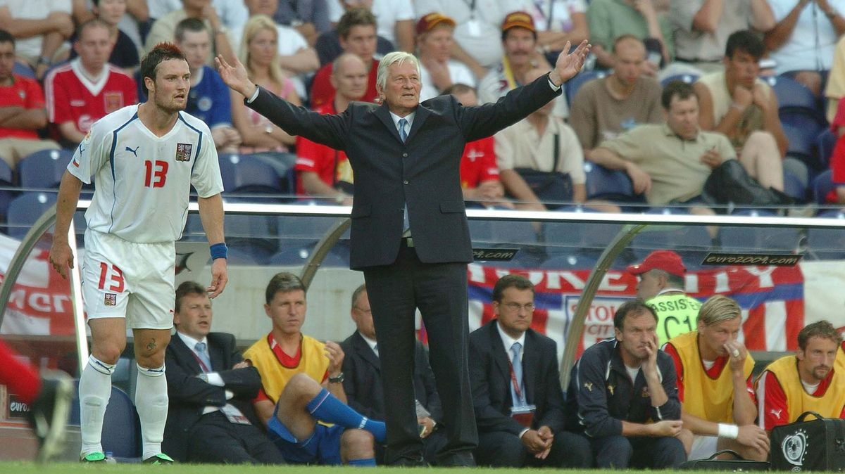 Schickovu partu bychom porazili, říká muž, který ví, jak dobýt Wembley