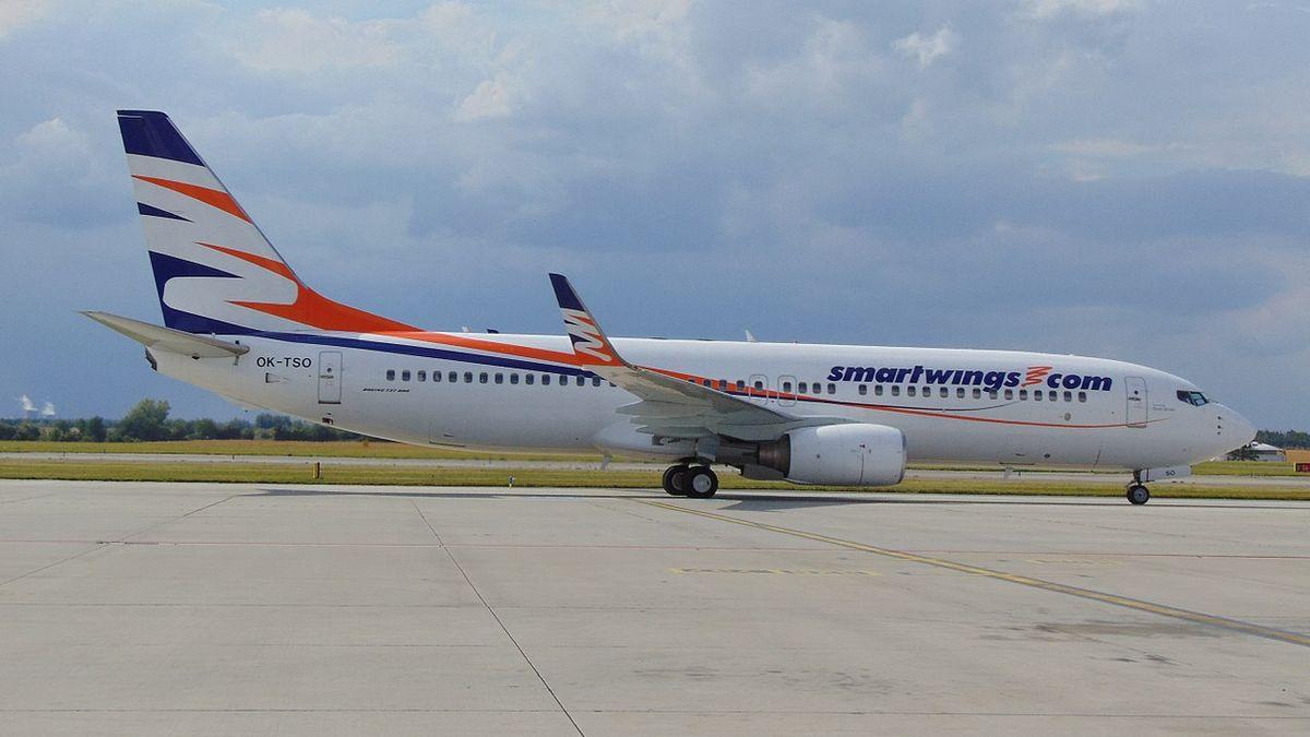 Smartwings začnou létat do Řecka