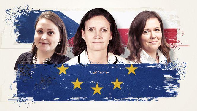 Ženy českého předsednictví. Skrze skleněné stropy až do čela Evropy