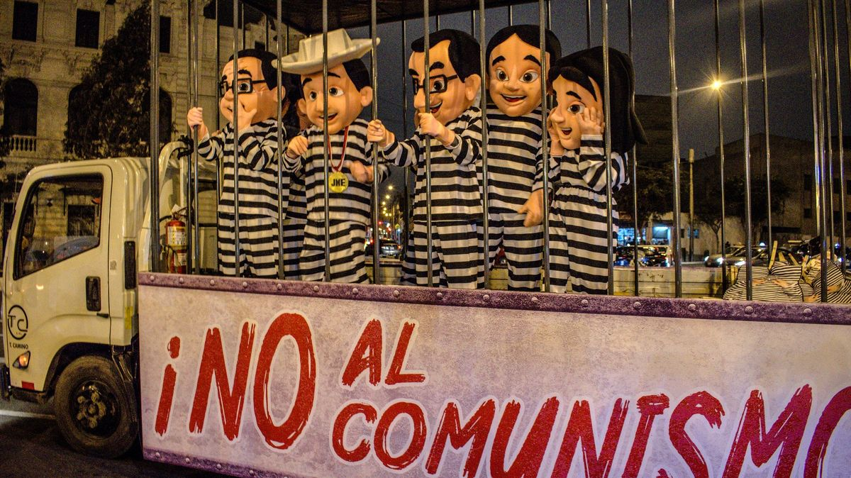 Novým prezidentem Peru bude Castillo, Fujimoriová uznala svou porážku