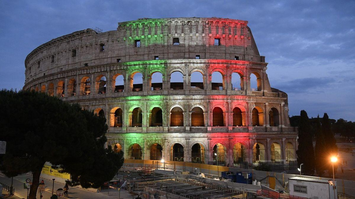 Itálie otevírá hranice ipamátky. Ale ne pro všechny