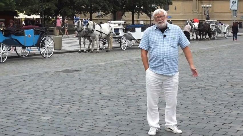 """""""Kůň není stroj!"""" volají ochránci. Zruší se pražské vyhlídkové kočáry?"""