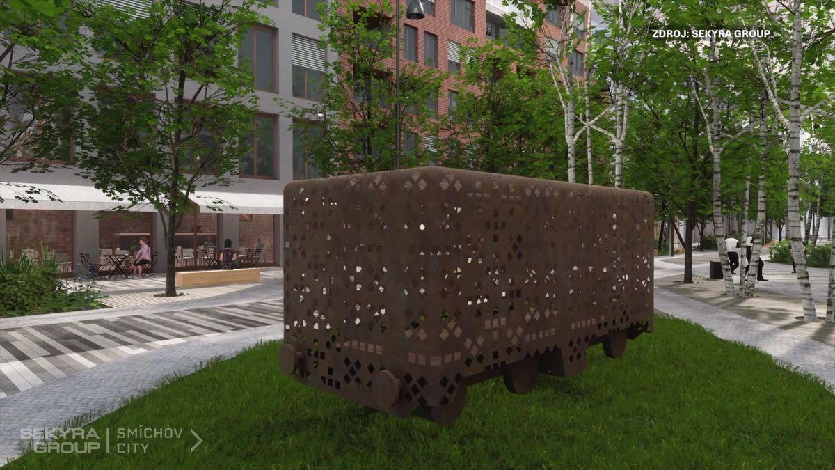 Sekyra: Na Smíchově vytvoříme pro Pražany nové centrum města