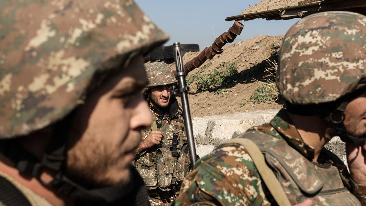Příměří vNáhorním Karabachu skončilo dřív, než začalo
