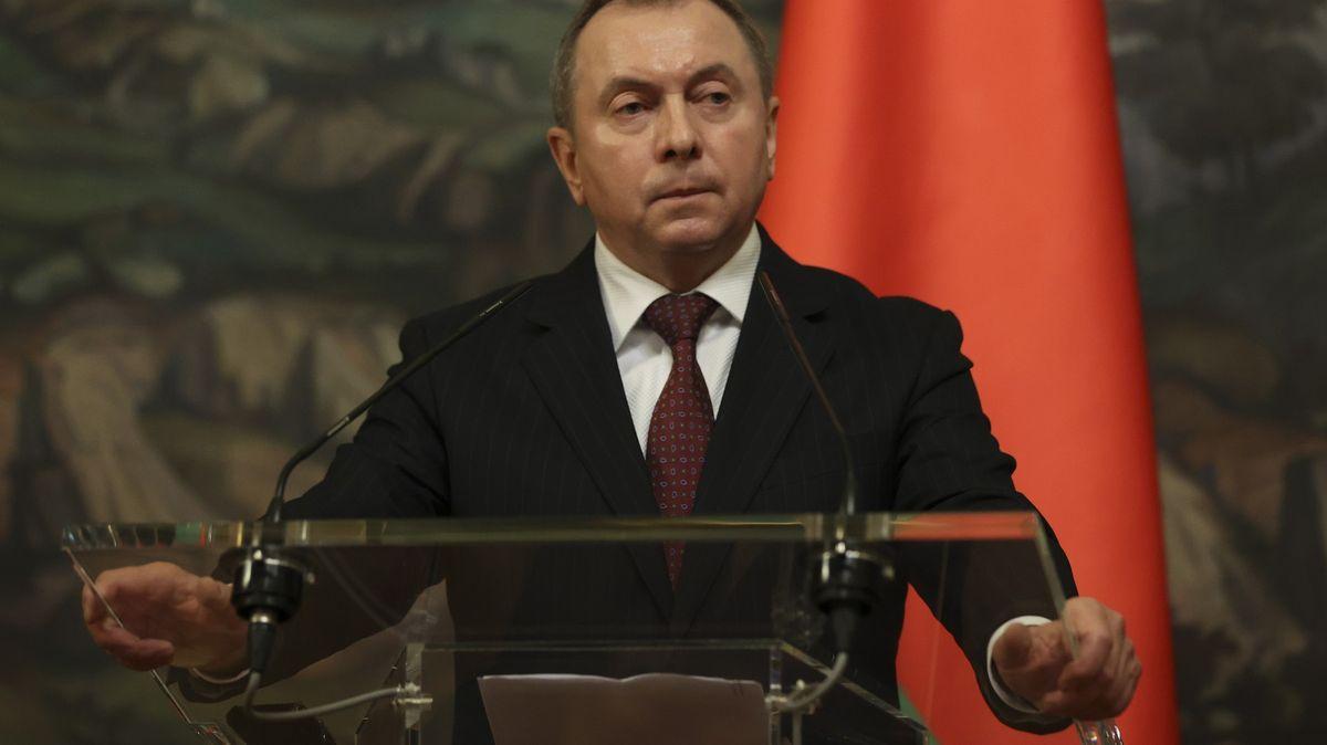 """Minsk vyhostil dva britské diplomaty, dopustili se """"destruktivních aktivit"""""""