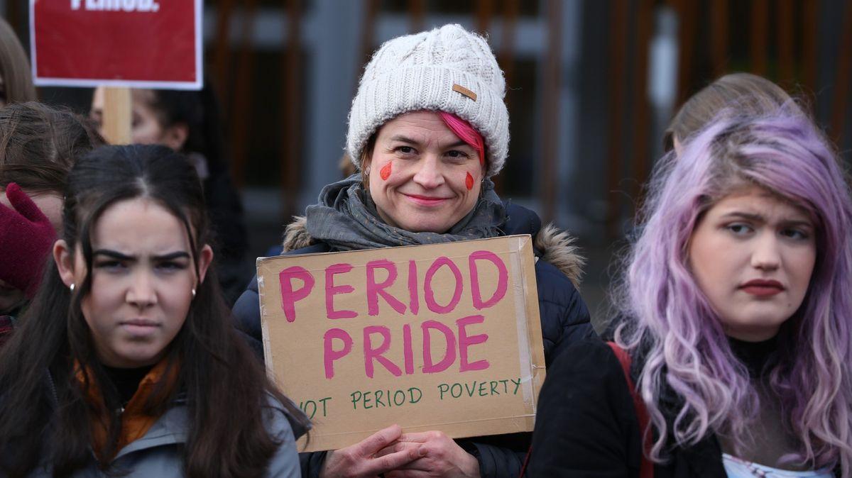 Pozor, tento komentář obsahuje slovo menstruace