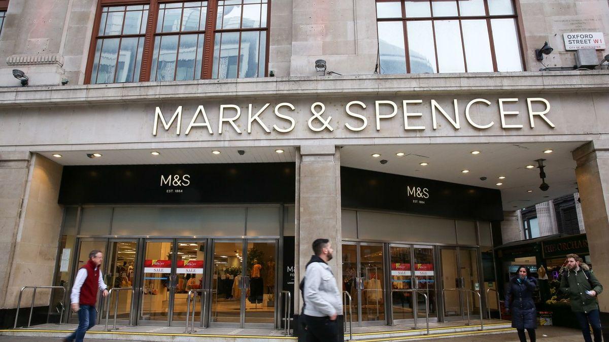 Marks & Spencer vČesku dočasně zavírá. Nemá zboží