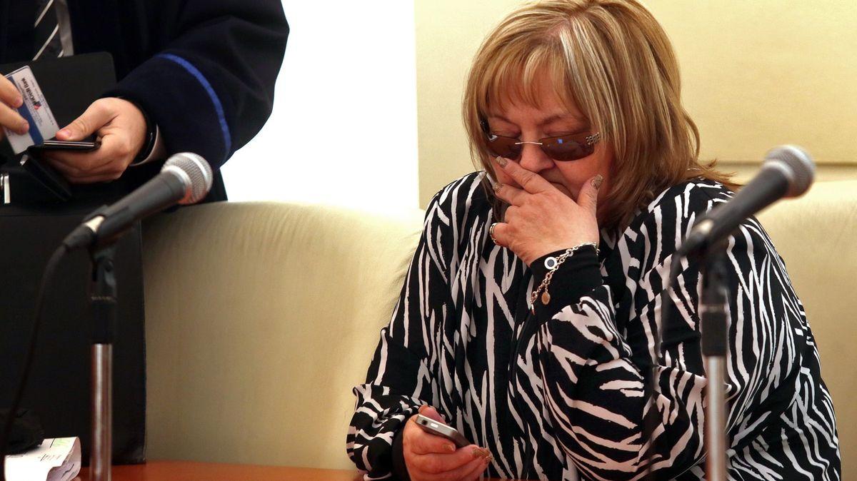 Fiktivní mluvčí Michala Haška se vrací. Žalobce zajímá její konkurz