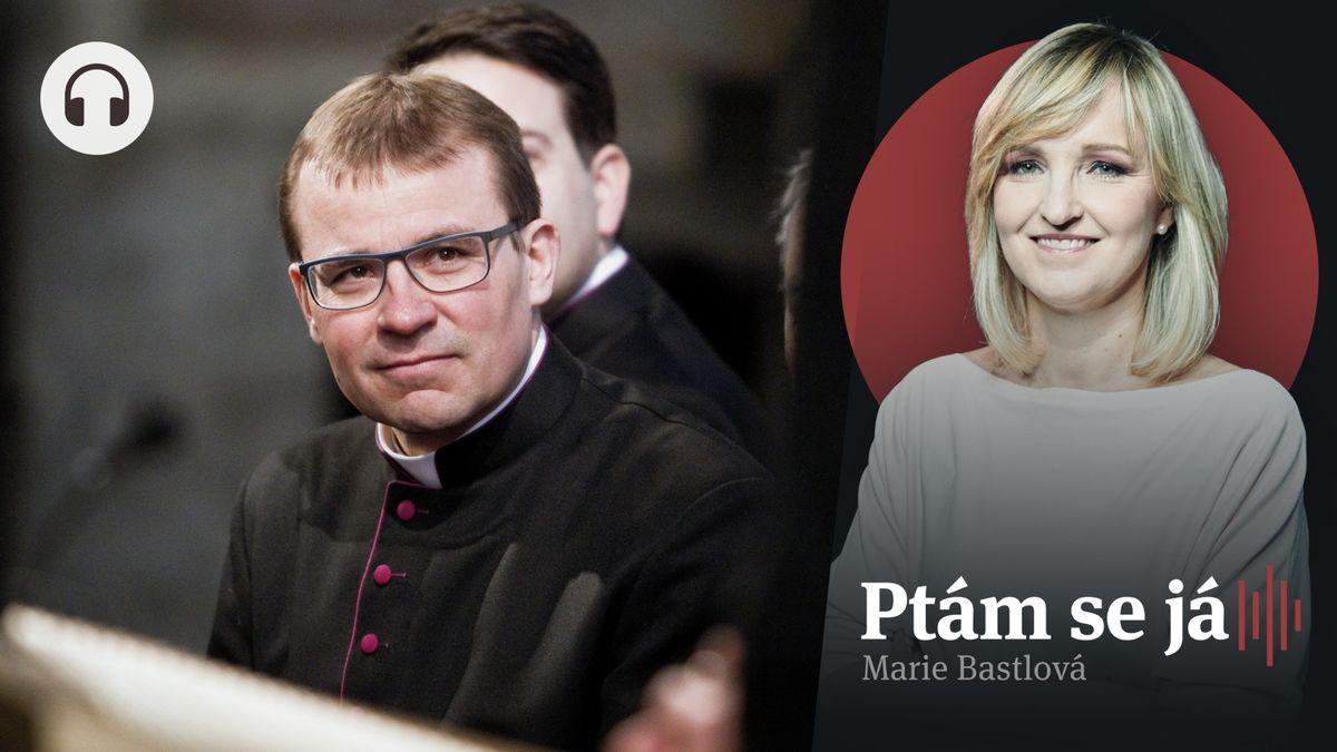 Biskup Holub kpřípadu zneužívání: Stydím se. Musíme se ktomu hlásit