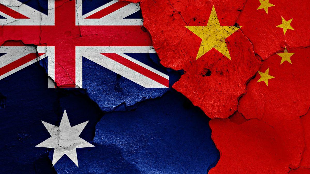 """Další """"studená válka"""". Čína a Austrálie spolu končí na dobu neurčitou"""