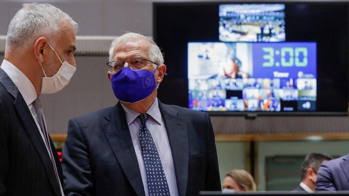 Ministři EU vyzvali kpříměří mezi Izraelem a Hamásem, až na Maďarsko