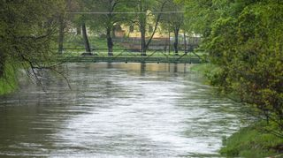 Meteorologové varují před záplavami na Moravě a východě Čech