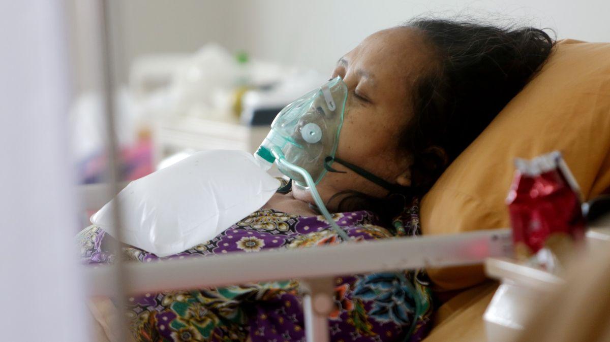 Smrtící plísně jako doprovod covidu se objevily ivEvropě, varují vědci