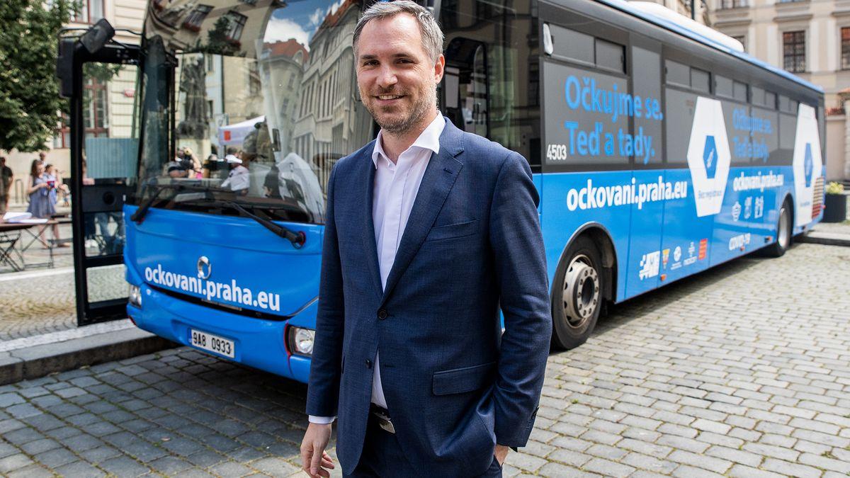 Pražský primátor Hřib vyzval Babiše kobnovení testů na covidve školách