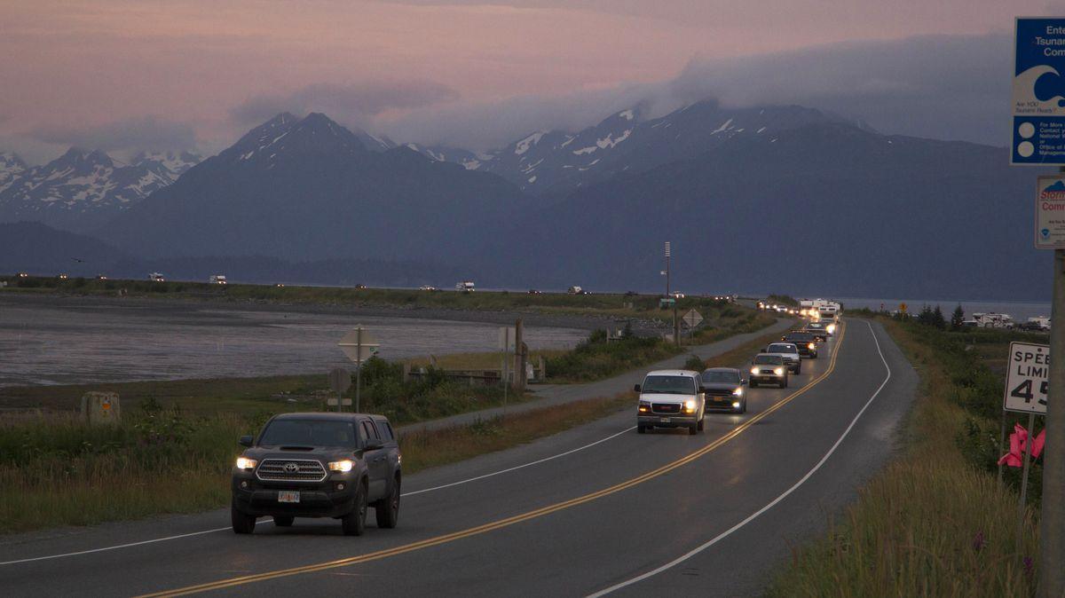 Video: Na Aljašce udeřilo zemětřesení. Bylo sedmé nejsilnější vhistorii