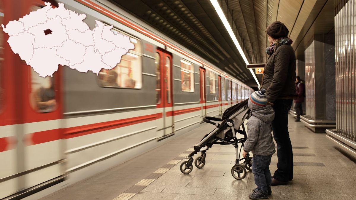 Stanice pražského metra C Opatov má nově bezbariérový vstup