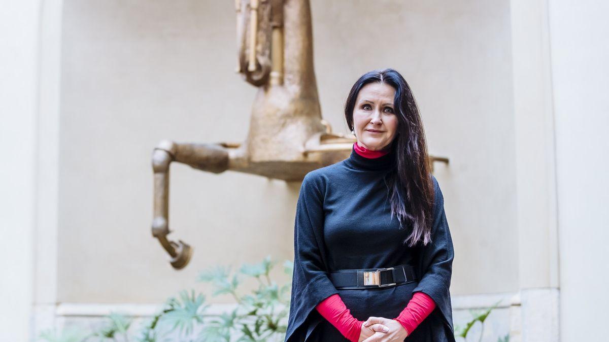 Mezi politikou a uměním je vždy napětí, říká nová ředitelka Národní galerie