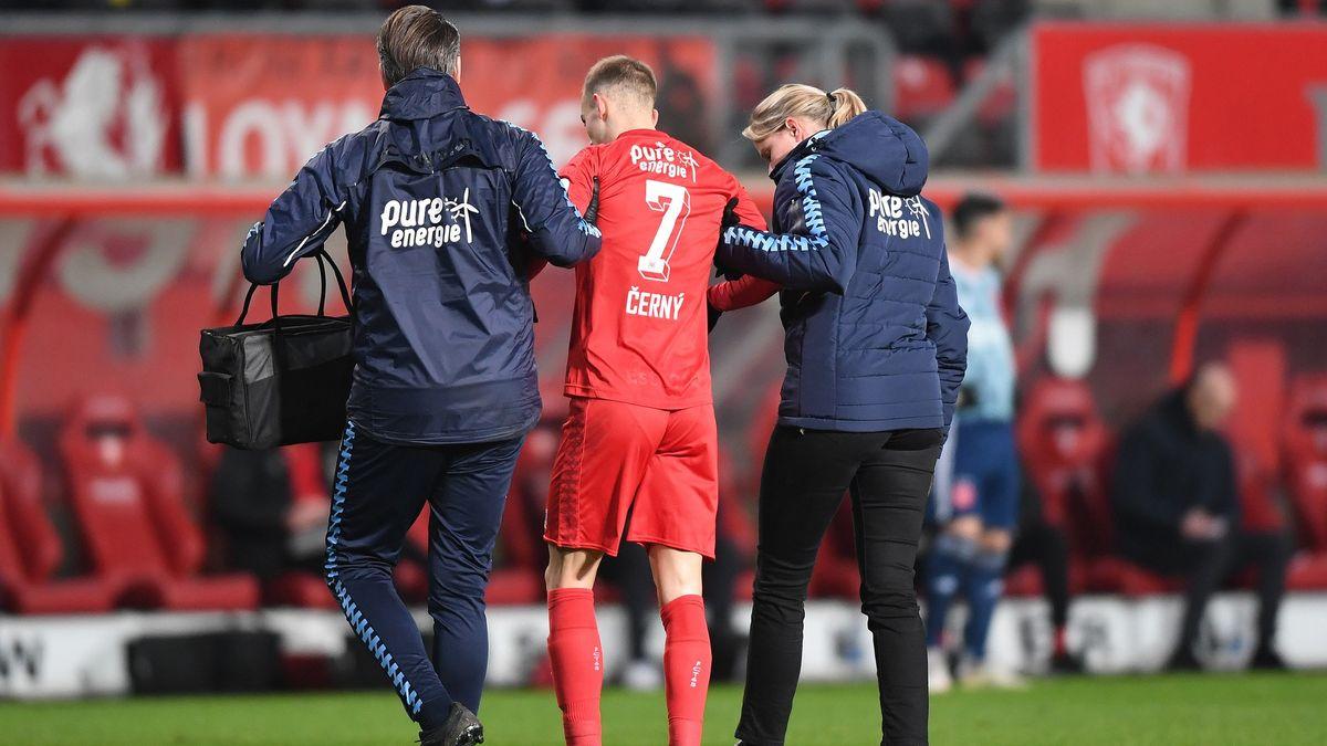 Václav Černý ovážném zranění: Vím, co mě čeká, do roka jsem zpátky