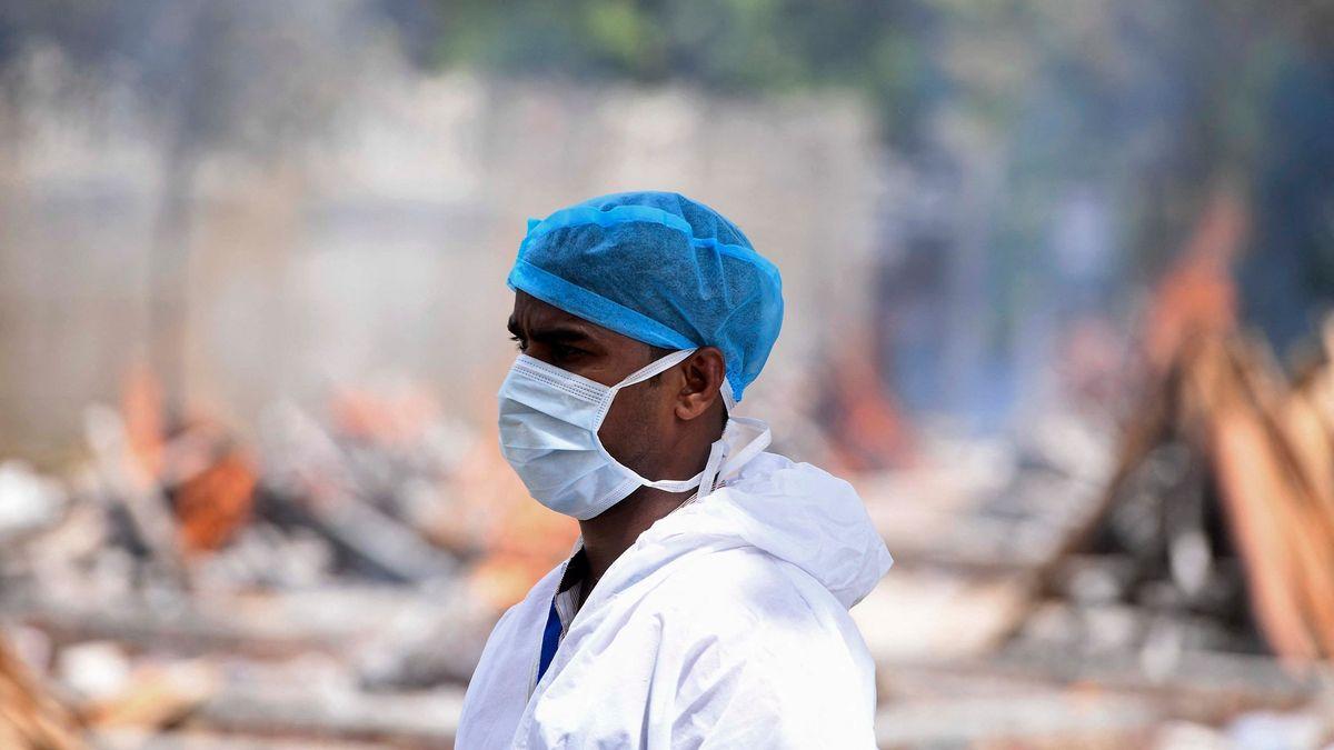 Ten požár přeskočí, varují lékaři před drsnou situací vzemi drcené covidem