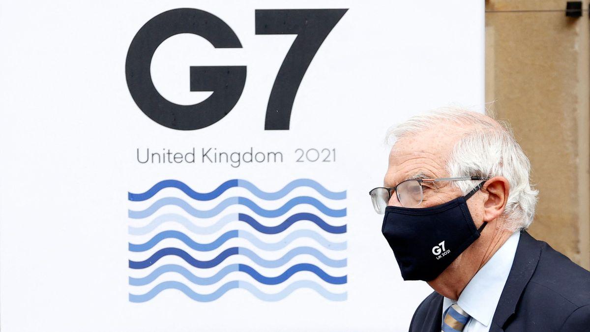 Země G7 jsou znepokojeny ruskými podvratnými aktivitami