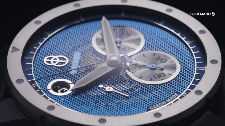 """Rád ukazuju světu, že Češi """"umějí"""", říká výrobce luxusních hodinek"""
