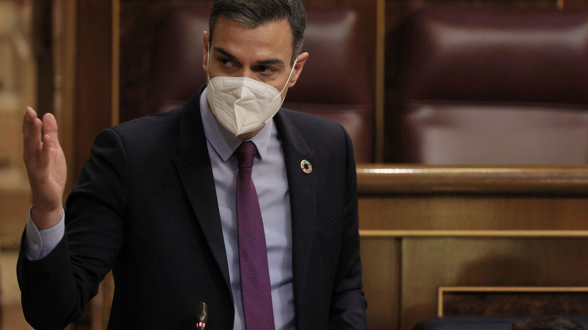 Sánchez na tenkém ledu. Omilostní Katalánce, nebo ztratí politické body