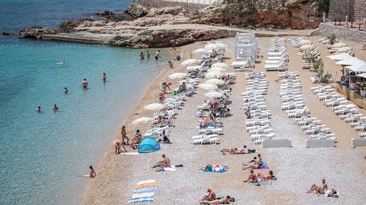 Počet turistů vChorvatsku stoupl o412procent