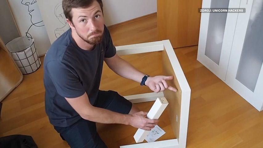 Češi za 36hodin vymysleli, jak zachránit nábytek za miliardy