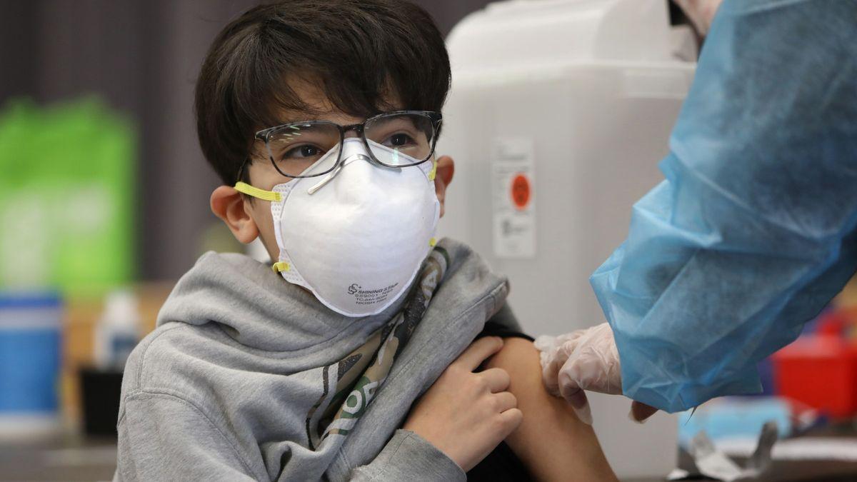 Očkování bude ipro děti, ale do školy je pustíme ibez něj, řekla Merkelová