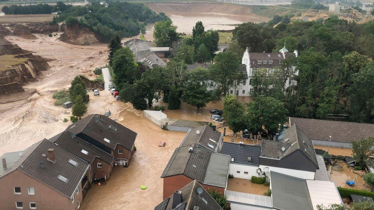 Přesně dle předpokladu vědců. Povodně Evropa zažívá čím dál častěji