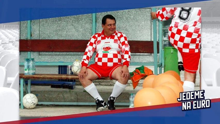 Politici a Euro. Kdo znich má fotbal opravdu rád a kdo se jen ukazuje