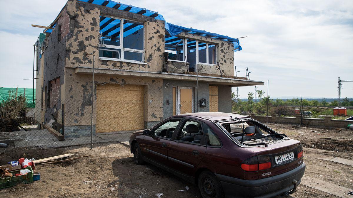 Pomoc po tornádu: Charita rozdělila 115milionů, někteří lidé ještě čekají