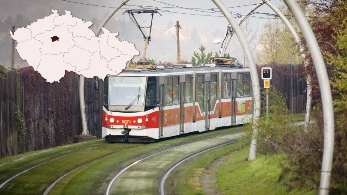 DPP získal stavební povolení na tramvaj zBarrandova do Holyně
