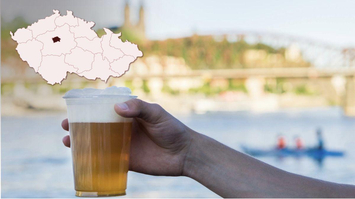 Konec alkoholu zvečerek. Na pražských náplavkách zakážou pít po půlnoci
