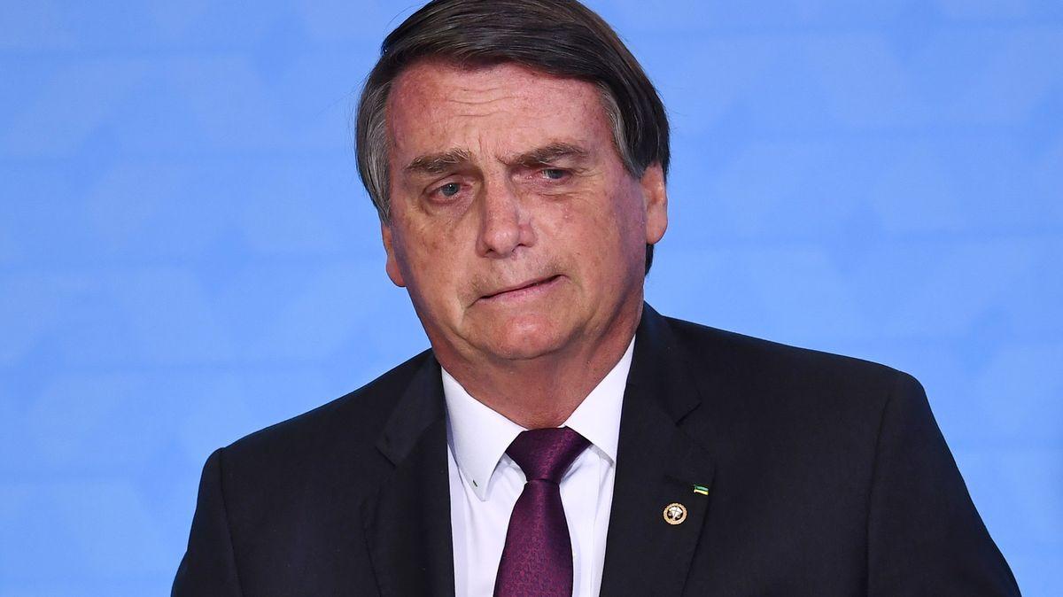 """""""Trump tropů"""" vohrožení. Co znamená pro Bolsonara konec jeho vzoru?"""