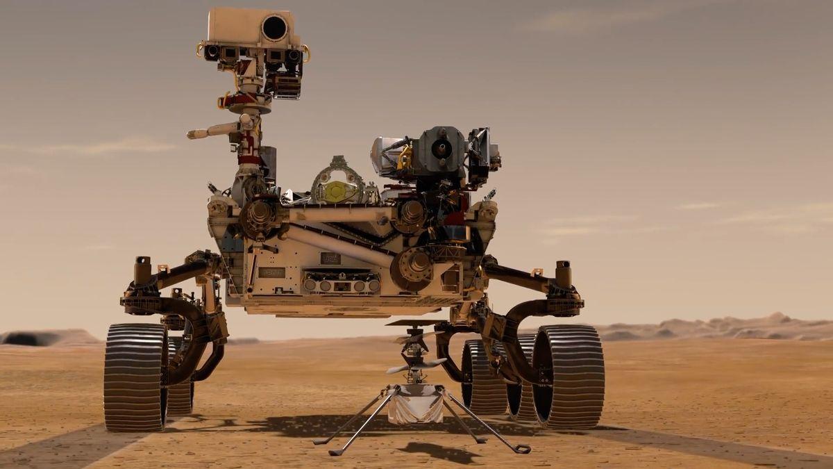 Nejdražší a nejsložitější vozítko. Za kolik NASA už popáté dobývá Mars?