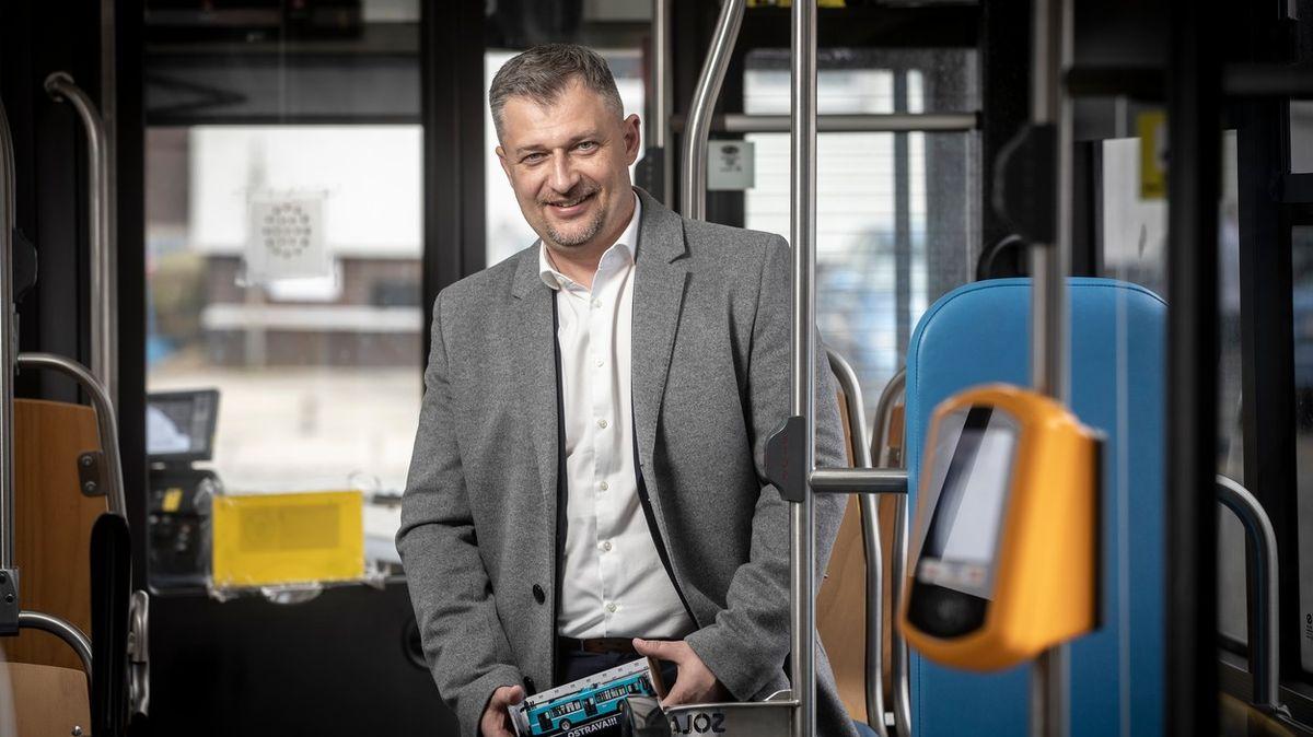 Ostrava má nejzelenější MHD. Jako první se zbavila vozidel na benzin a naftu