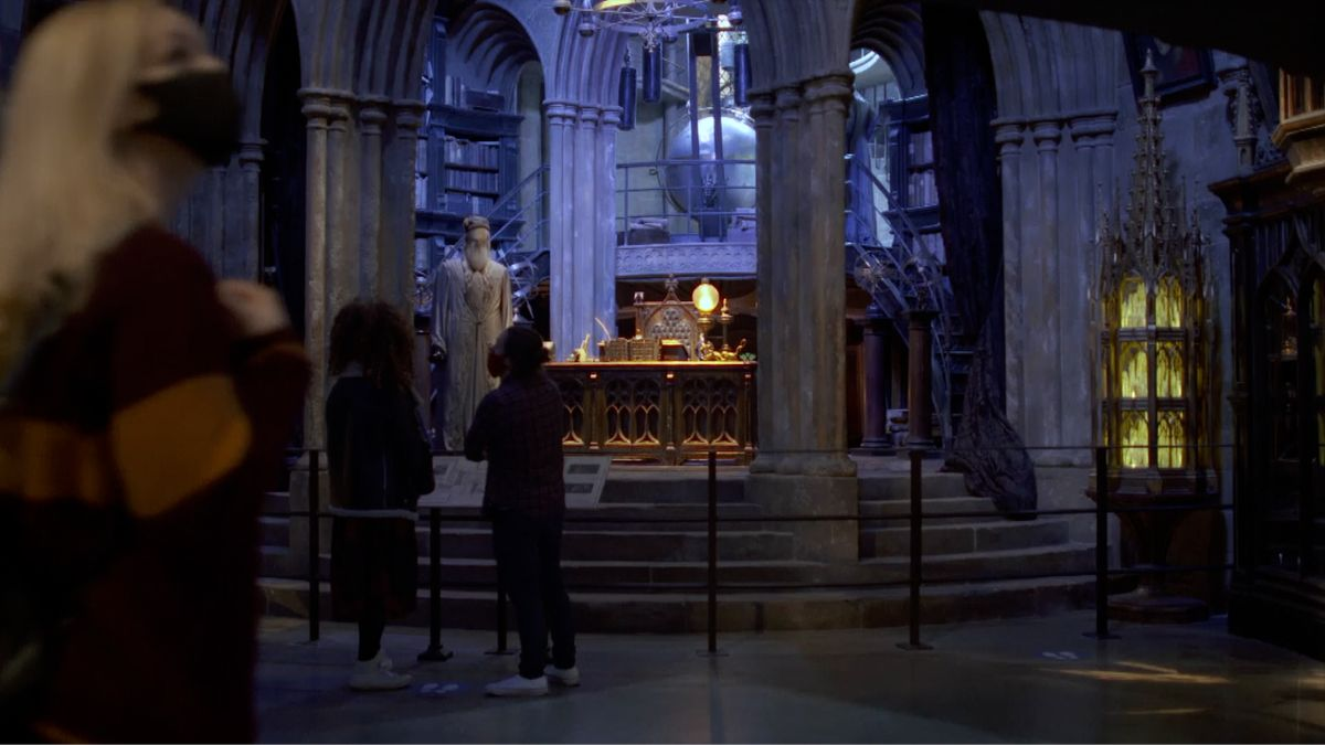 Otevřely se Bradavice. Areál, kde se natáčel Harry Potter, obnovil provoz