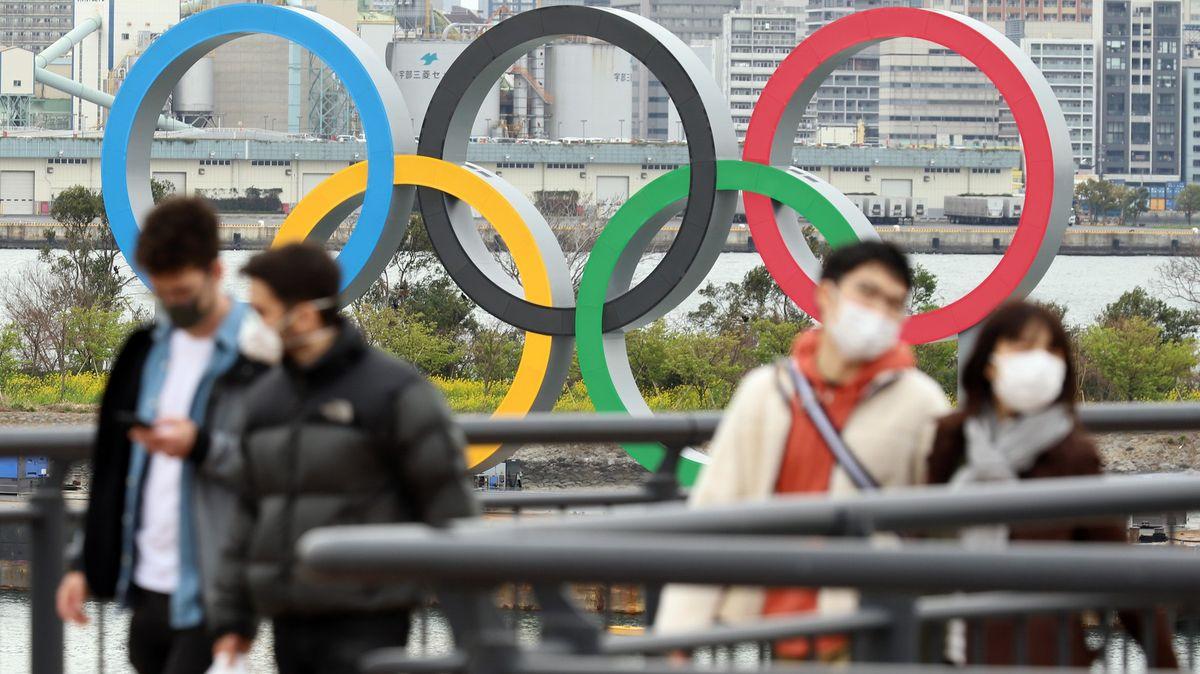 Zruší se olympijské hry vTokiu? Japonsko nestíhá očkovat