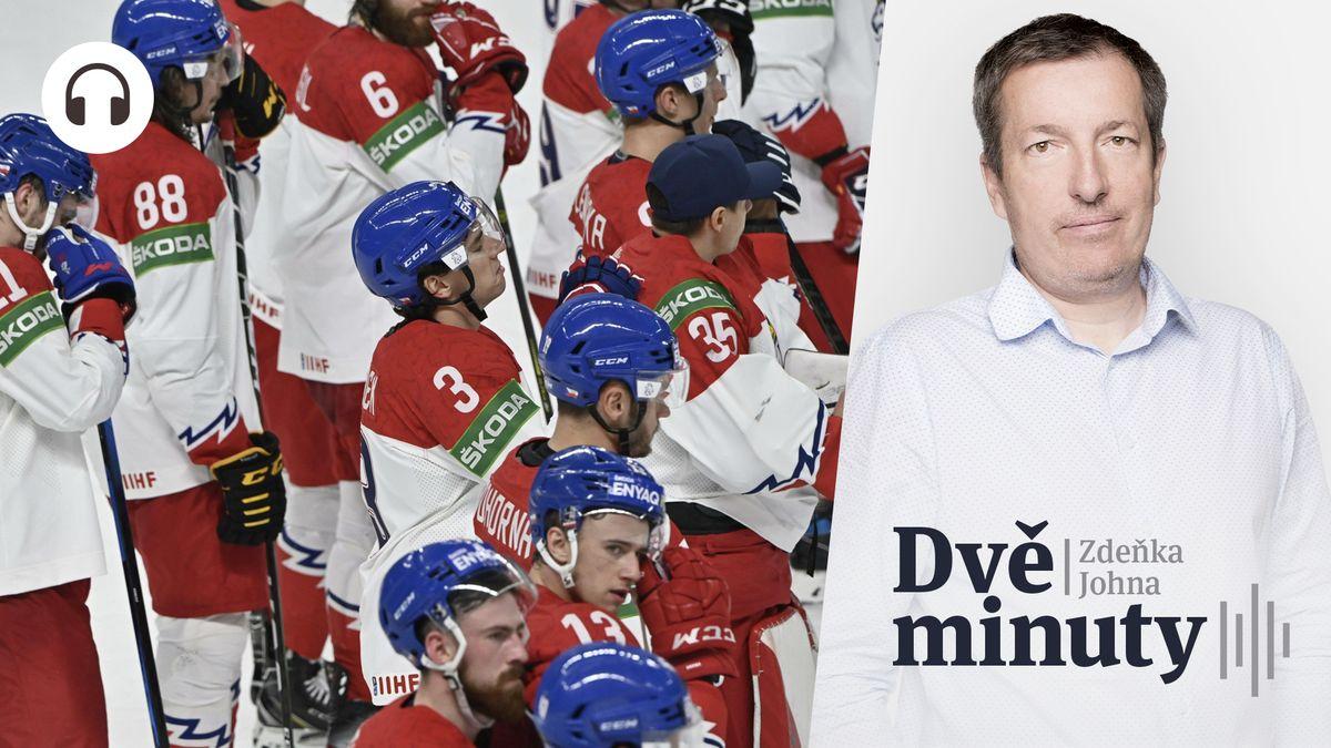 Glosa: Český hokej vroce 2031? Hledejte si jinou zábavu