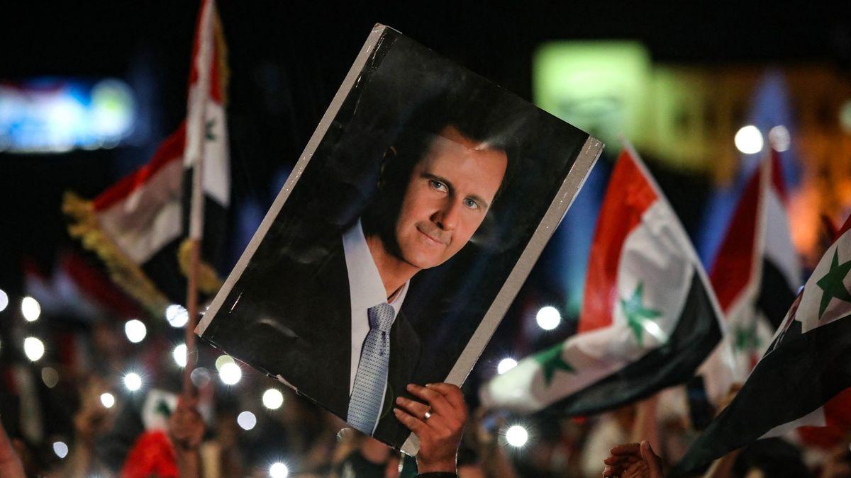 Čtvrtý mandát a 95,1% hlasů. Asad znovu zvítězil vsyrských volbách