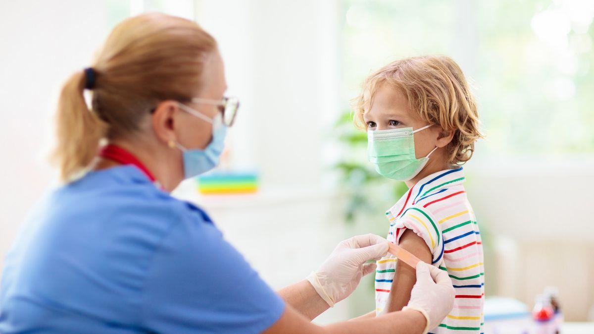 11bodů, které potřebujete vědět oočkování dětí proti covidu