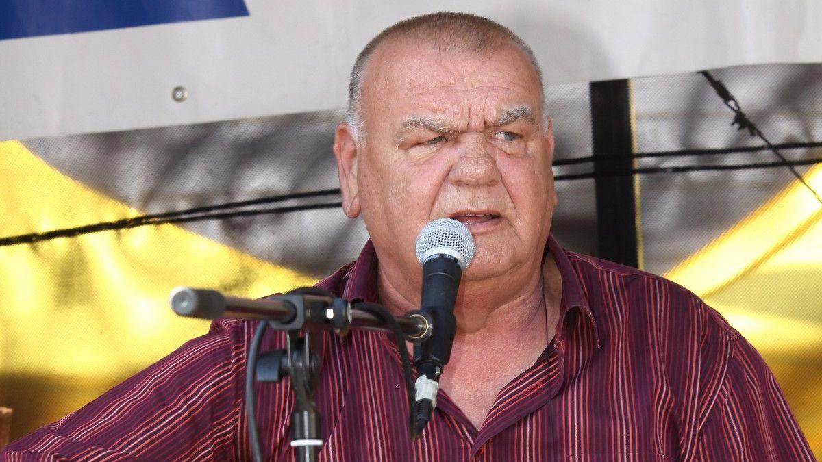 Písničkář František Nedvěd podlehl rakovině plic. Bylo mu 73let