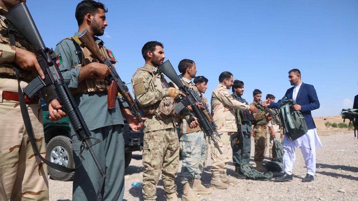 Iniciativa vyzvala vládu kzáchraně afghánských tlumočníků armády