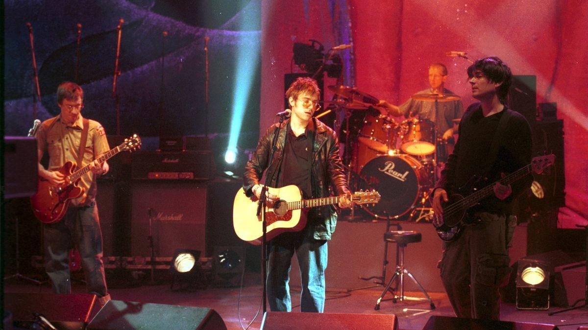 Brexit zlikviduje nastupující kapely, varuje bubeník skupiny Blur