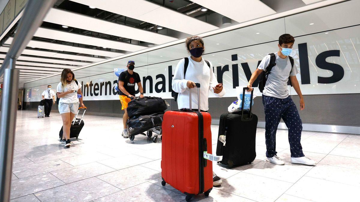 Diskriminace, zlobí se Francie na Londýn kvůli novým pravidlům pro cestovatele