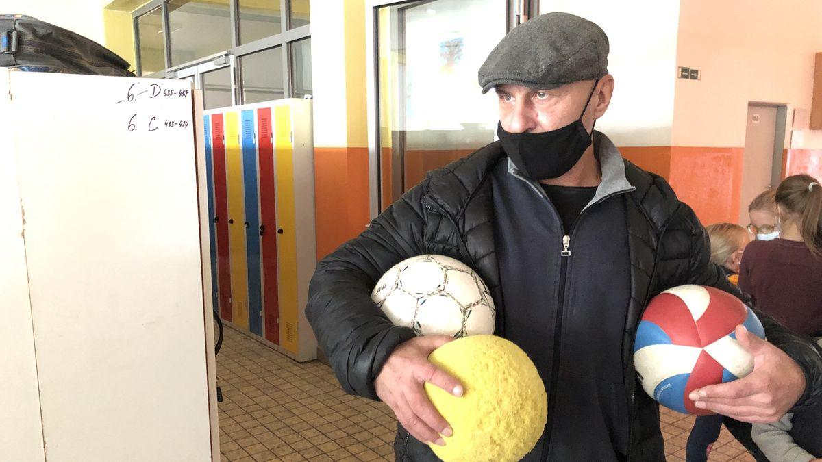Neseď! Makej! vyzval děti ke sportování liberecký Sport Park