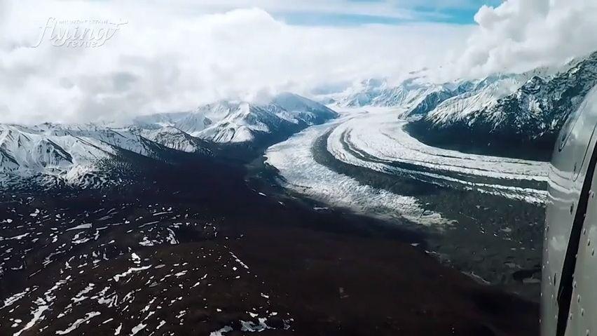 Zrádná Aljaška. Jak se létá vmístech, která se stala osudná Petru Kellnerovi